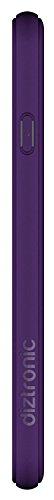 Coque iPhone 7, Diztronic Full Matte TPU Case for Apple iPhone 7 - (Matte Black) Matte Purple