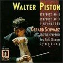 Preisvergleich Produktbild Piston / Sinf.2+6 / Sinfonietta