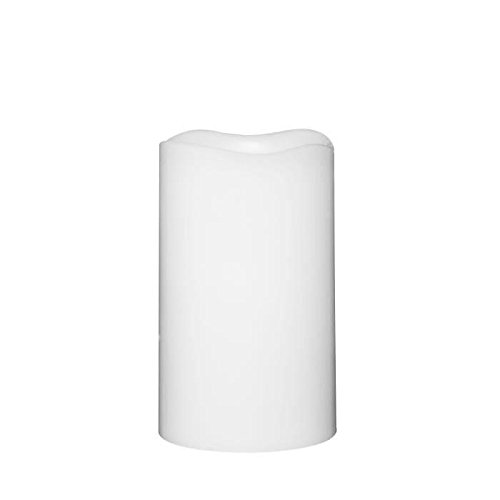 Panduro vela LED–12,5cm–Diámetro 75mm/12,5cm