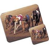 cani-greyhound-che-corrono-tappetino-per-mouse-e-sottobicchiere