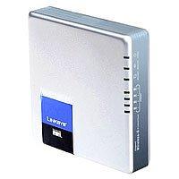 Linksys WRT54GC-DE Compact Wireless-G Breitband Router -