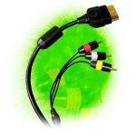 Gebraucht, Xbox AV Kabel gebraucht kaufen  Wird an jeden Ort in Deutschland