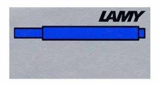 Preisvergleich Produktbild LAMY - Tintenpatronen T10 blau 5er - 1St