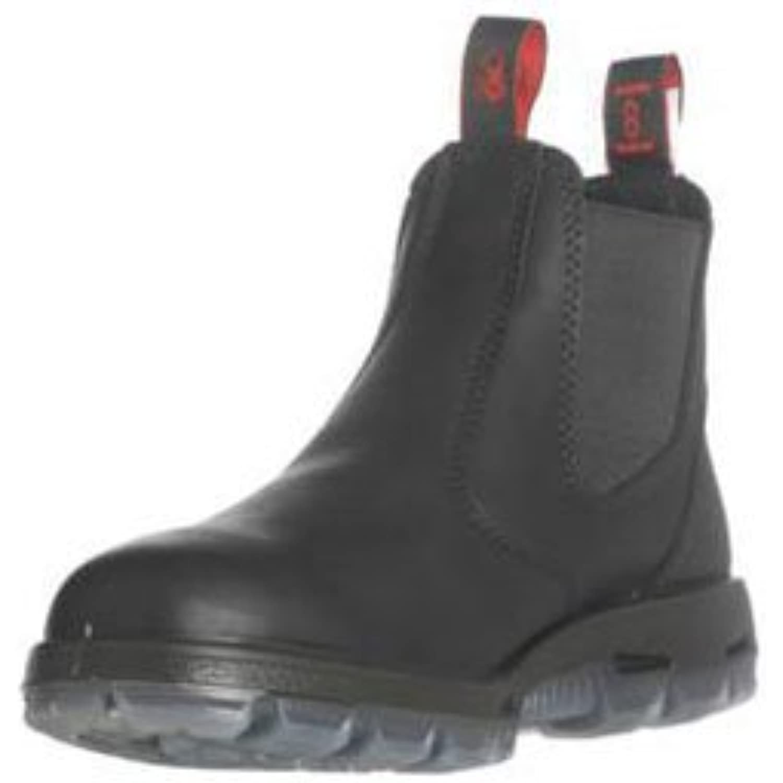 SE libérer, 15,2 de cm à enfiler Bottes de 15,2 cuir noir, non Coque en acier, taille UK 6.5 - B00H2VUP3W - 5a3b58