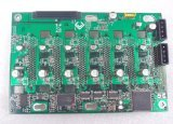 Board Only for 6DRIVE SCSI Backplane
