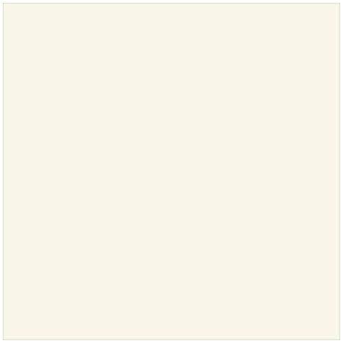 Wallario Sticker/Aufkleber für Kühlschrank/Geschirrspüler/Küchenschränke, Selbstklebende Folie - 60 x 60 cm, Motiv: Beige