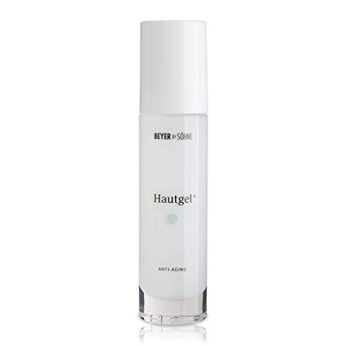 Hautgel+ Anti-Aging & Feuchtigkeit   4-fach Hyaluron   Ceramide   2-fach Vitamin C & Resveratrol