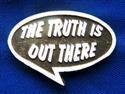 the-x-files-the-truth-is-out-there-slogan-hand-made-in-uk-pewter-lapel-pin-badge