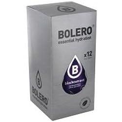 Paquete de 12 sobres bebida Bolero sabor Grosellas