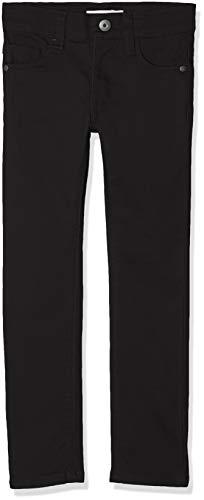 NAME IT Jungen NKMTHEO TWIADAM Pant NOOS Hose, Schwarz (Black), (Herstellergröße:152)