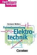 Fachwissen kompakt: Formelsammlung Elektrotechnik - Energietechnik