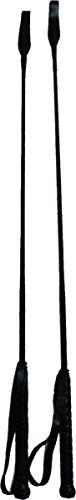HORSE AND LIVESTOCK PRIME Reitgerte mit Schlaufe, 66 cm, schwarz, 111369