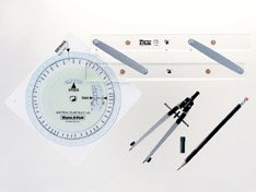Weems & Plath Marine Navigation Primary Navigation Set by Weems & Plath -