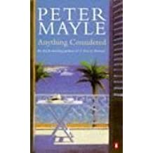 Anything Considered by Peter Mayle (1997-06-05)