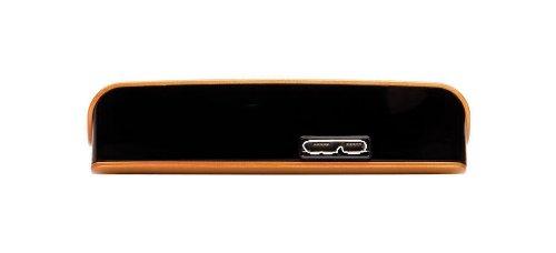 Verbatim Store 'n' Go 1TB externe Festplatte (6,4 cm (2,5 Zoll), 5400rpm, SATA) orange