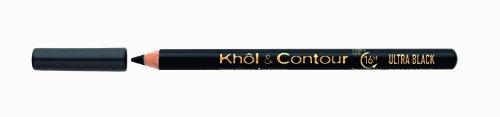 Bourjois Kajal und Contour 16h Augenstift 71 Ultra Black