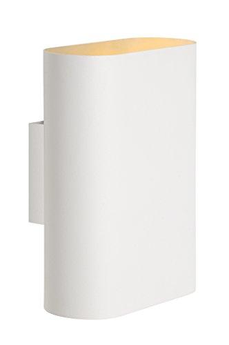 Lucide OVALIS - Wandleuchte - E14 - Weiß -