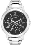 Timex E Class Analog Black Dial Men's Watch - T2M424 best price on Amazon @ Rs. 7195