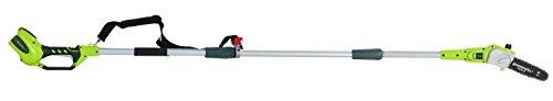Greenworks Tools 20157 40V Akku-Hochentaster/Astschere 20cm, anpassbare Länge (ohne Akku und Lader) - 2