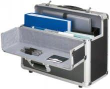ALUMAXX® Trolley-Pilotenkoffer CARBON Art.-No. 22912983