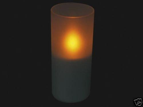 2velas LED de–souffler para Allumer o eteindre-