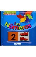 Los numeros / The Numbers (Patines)