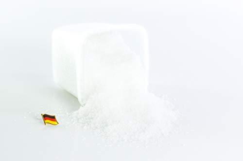 monsterkatz Neige Artificielle Elsa, Blanc, 1-8 mm, boîte de 1,1l, fabriqué en Allemagne - Flocons de Neige