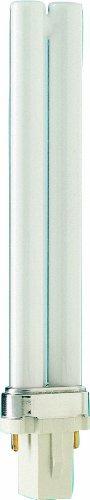PHILIPS MASTER PL-S 9W/830 2Pin G23 - Kompaktleuchtstofflampe - Warmweiß