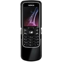 Nokia 8600 Luna schwarz Handy Slider-mp3-video-player