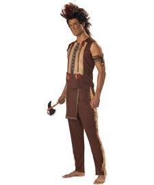 California Costumes Indianer Häuptling Kostüm Herren L (Edle Krieger Kostüm Für Erwachsene)