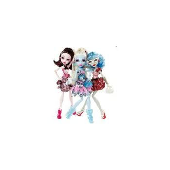 MATTEL MONSTER HIGH coffret dawn of the dance : CLAWDEN