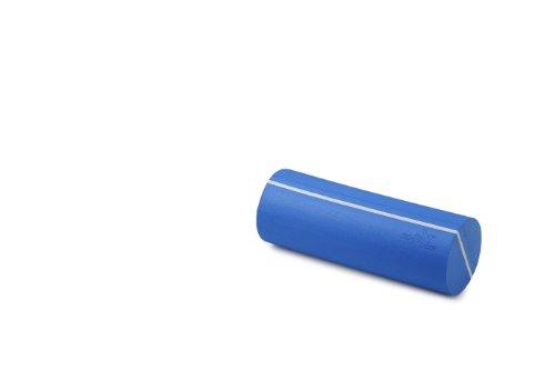 softX Faszien Trainingsgerät Rolle, Blau Mit Markierungsstreifen, 40 x 14.5 x 14.5 cm, 6520171