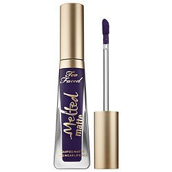 Too Faced Melted Matte Liquified Long Wear Matte Lipstick ~ Who's Zoomin Who