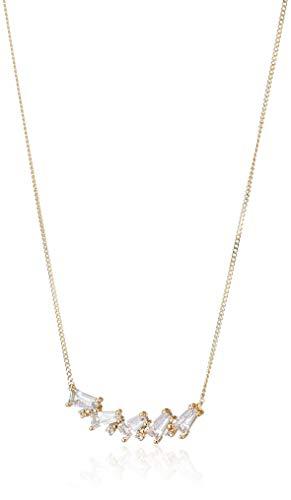 3a7806007197 Elements Gold Collar Corto Mujer oro amarillo - GN301C