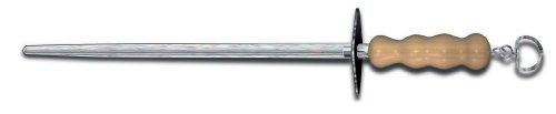 Swiss Army Brands 40181 Sharpening Steel Honing, 12-Inch Forschner 12