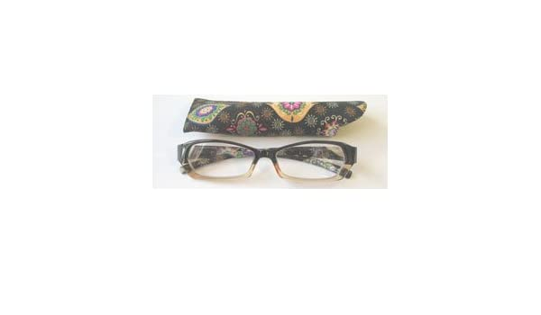 Fashion Reading Glasses - Exotic Orient Brown +1.5 by ilovemyreadingglasses hxNtV9
