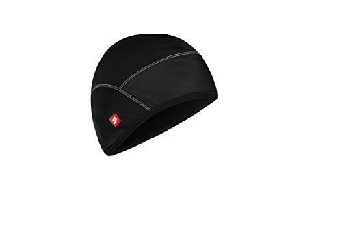 Spiuk Paravientos Xp - Gorro unisex, color negro, talla única