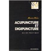 Acupuncture et digipuncture