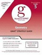 Geometry (Math Gmat Strategy Guide)