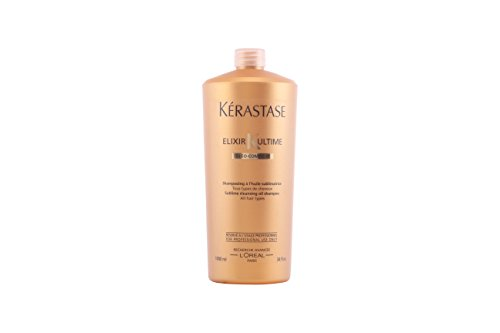 ELIXIR ULTIME shampoo à l'huile sublimatrice 1000 ml ORIGINALE