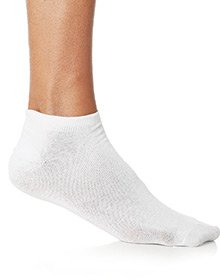 ZINORA SPORTS TRAINER SOCKS - 3 Pair Pack - From UK Child Shoe Size 3 - Adults 11 - Good Quality comfy cotton socks for men ladies kids - MOISTURE WICKING - Recommended for Athletics, Running, Schools, All Sports …