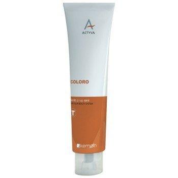 Actyva Gel Cream Permanent Hair Color 5.0 Intense Light Brown 2.1 fl. oz. (60 ml) by Actyva