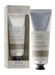 Scottish Fine Soaps Oatmeal Hand & Nail Cream 75 ml