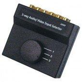 Video Input Selector (Audio/Video Input Selector Switch, 3-Wege -)
