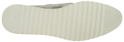 Mjus Damen 684106-0101-6371 Derbys Beige (Fossil)