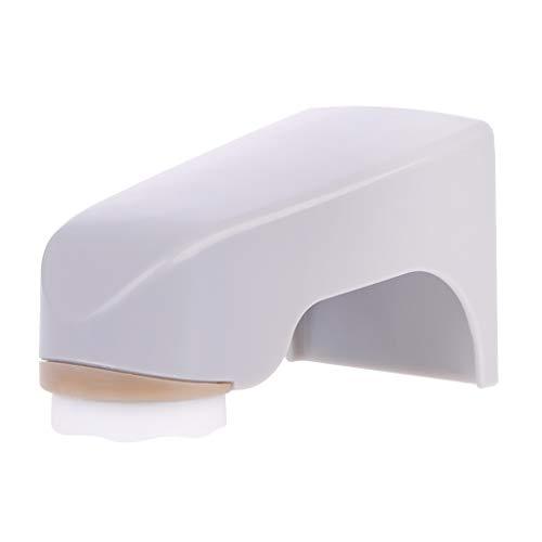 BIlinl Magnet Seifenhalter Wand Montiert Aufkleber Lagerregal Badezimmer Organisieren Zubehör Grau