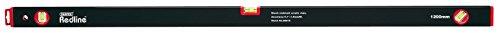 Draper Redline 68018 Wasserwaage, 1200 mm, Schwarz