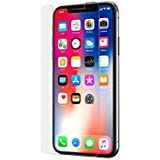 Tech21Evo Glass Iphone XScreen Protector (Screen Protector, Apple, iPhone X, Scratch Resistant, 1pc (S))