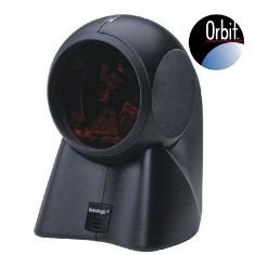 LECTOR CODIGO DE BARRAS ORBIT MS-7120 USB NEGRO
