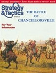 Dg: Strategy & Tactics Magazine #218, With Chancellorsville & Plevna Battles Board Game By Dg Decision Games